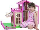 Woody Domeček pro panenky Britta 4