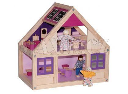 Woody Domeček s příslušenstvím Trendy