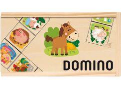 Woody Domino Domácí zvířata