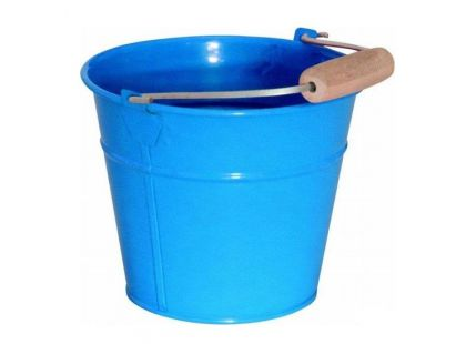 Woody Kbelík kovový modrý