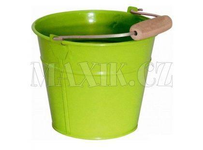Woody Kbelík kovový zelený