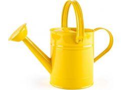 Woody Kropící konev žlutá kov