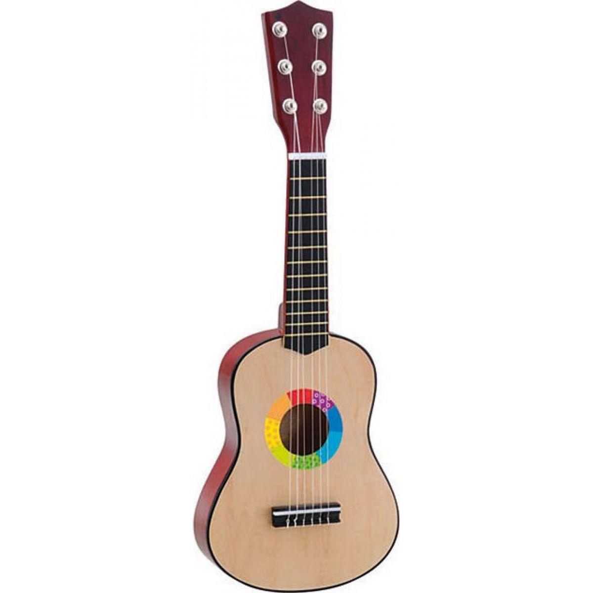 Woody Kytara plastová 52 cm
