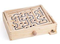 Woody Labyrint s naklápěcími rovinami s výměnými deskami