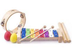 Woody Muzikální set I