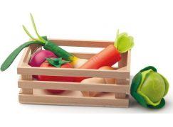 Woody Přepravka se zeleninou