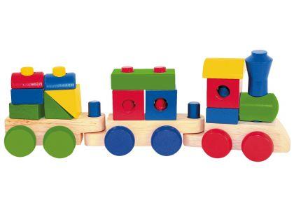 Woody Skládací nákladní vlak