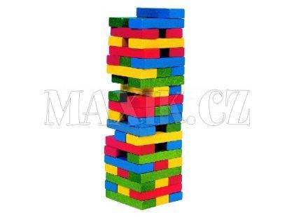 Woody Věž Tower Tony barevná
