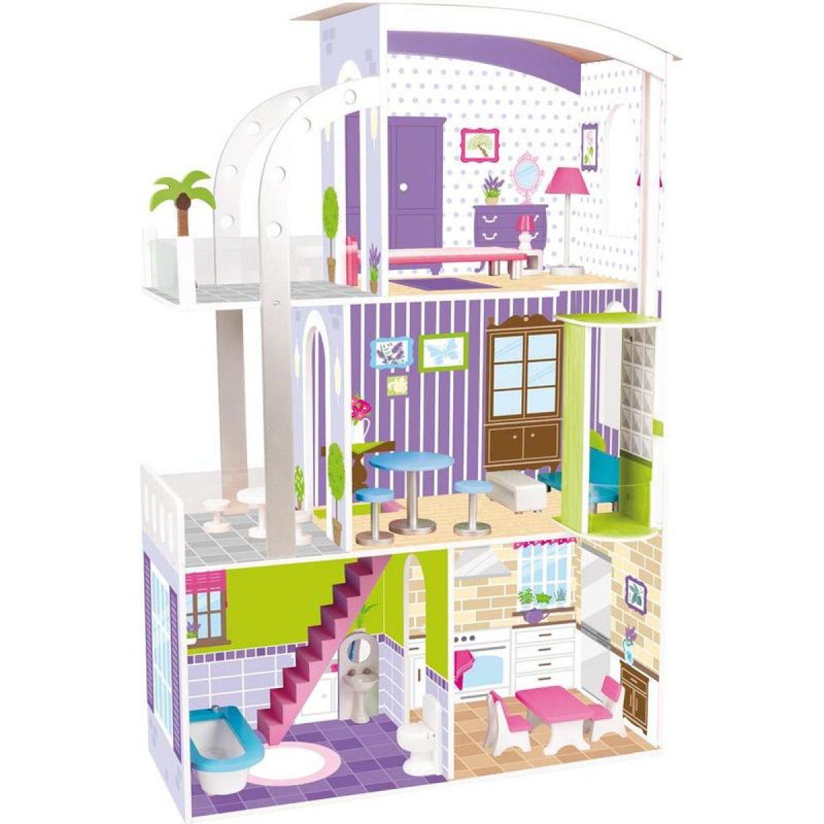 Woody Velký plážový dům Provence
