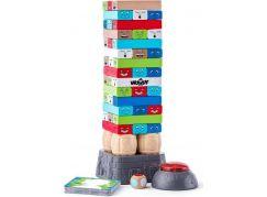 Woody Věž elektronická hra s časovačem