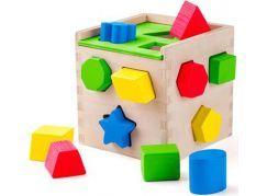 Woody Vkládací krabička Nový design