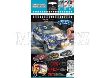 Wooky Ford Rally portfolio malé