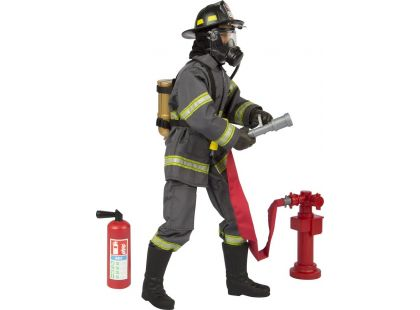 World Peacekeepers Hasič figurka 30,5cm - Urban Fire Fighting