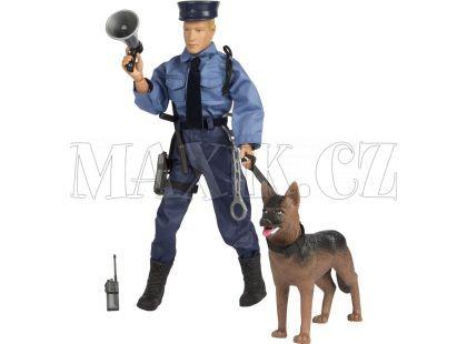 World Peacekeepers Policie figurka 30,5cm