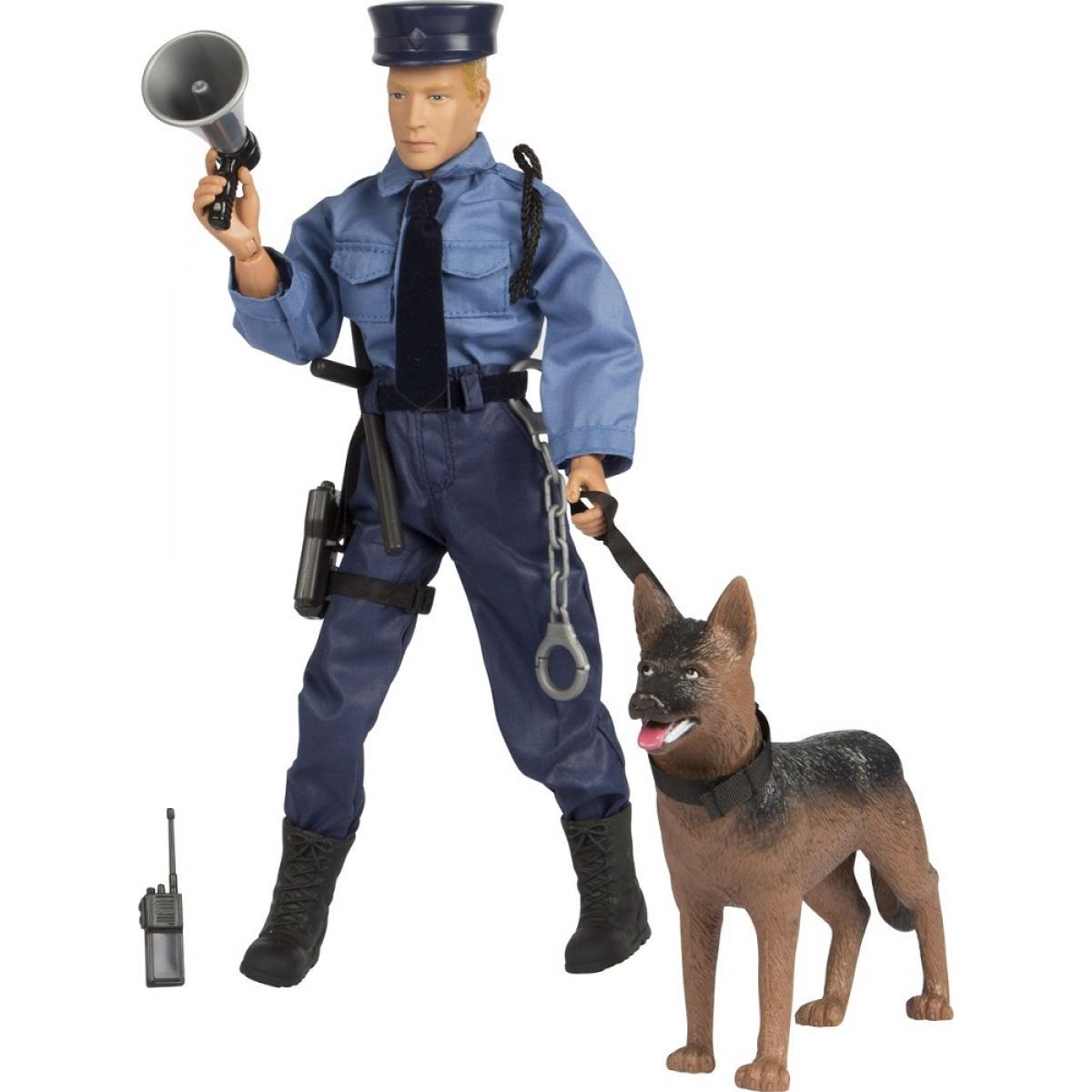 World Peacekeepers Policie figurka 30,5cm