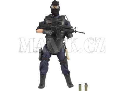 World Peacekeepers S.W.A.T. figurka 30,5cm - Assaulter