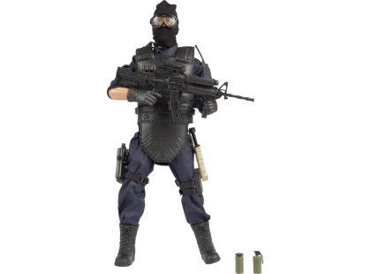 World Peacekeepers S.W.A.T. figurka 30,5cm - Assaulter