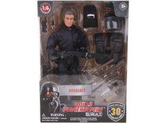 World Peacekeepers S.W.A.T. figurka 30,5cm Breacher