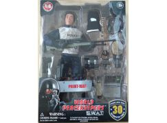 World Peacekeepers S.W.A.T. figurka 30,5cm Point-Man 3