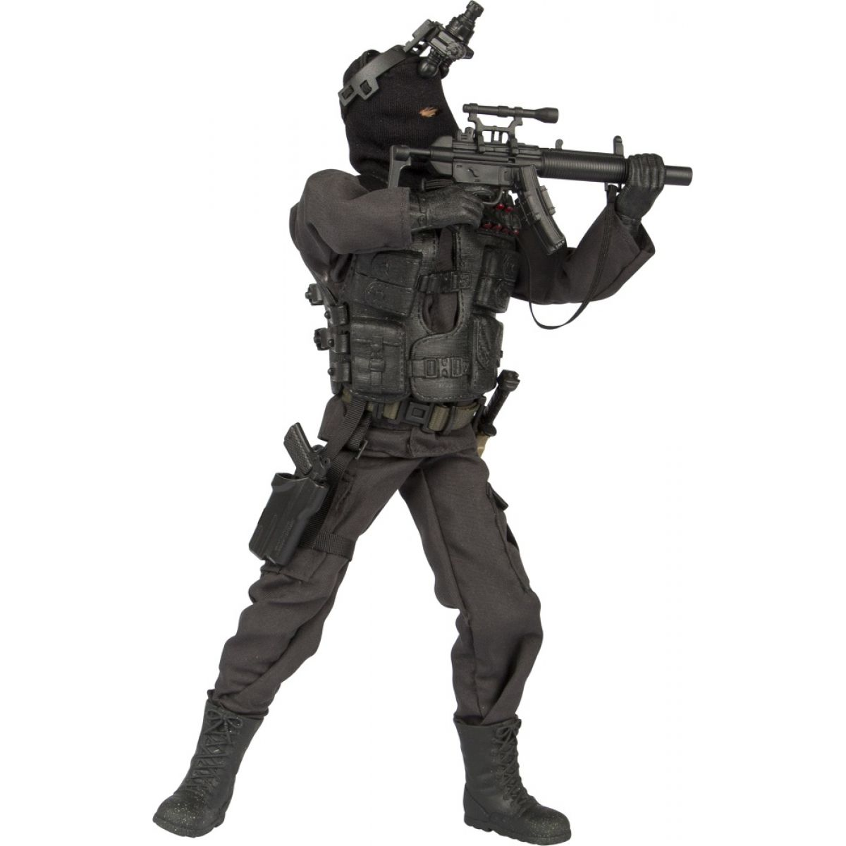 World Peacekeepers Voják figurka 30,5cm - Navy Seal Night Operation