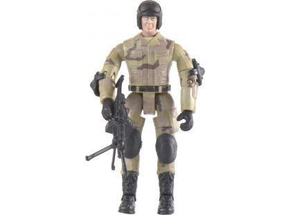 World Peacekeepers Voják figurka 9,5cm - Chrániče