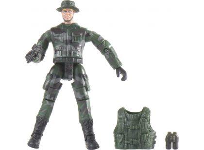 World Peacekeepers Voják figurka 9,5cm - Zelená vesta