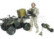 World Peacekeepers Vojenská čtyřkolka