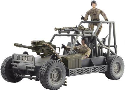 World Peacekeepers Vojenská buggyna