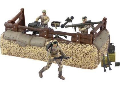 World Peacekeepers Vojenská obrana jednotka