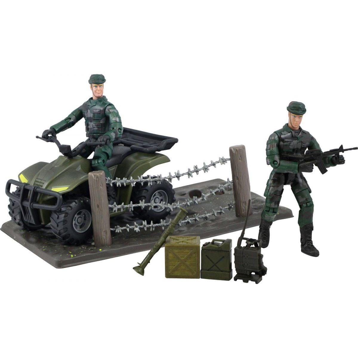 World Peacekeepers Vojenské hlídkové vozidlo