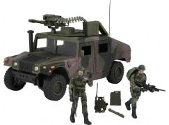 World Peacekeepers Vojenské Humvee