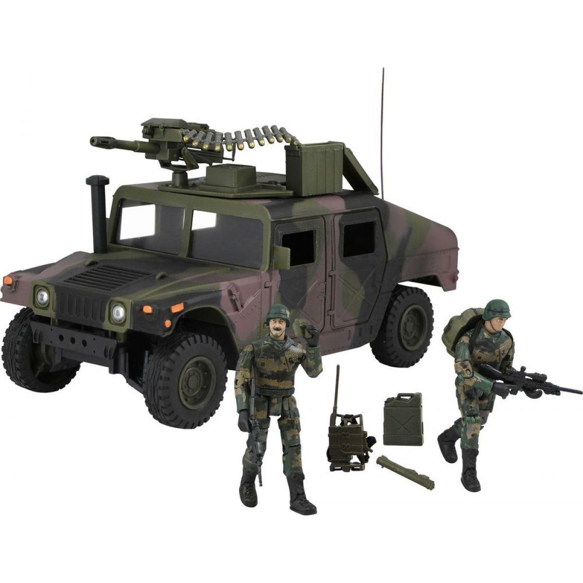 World Peacekeepers Vojenské Humvee