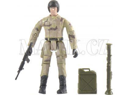 World Peacekeepers Voják figurka 9,5cm - Kanystr