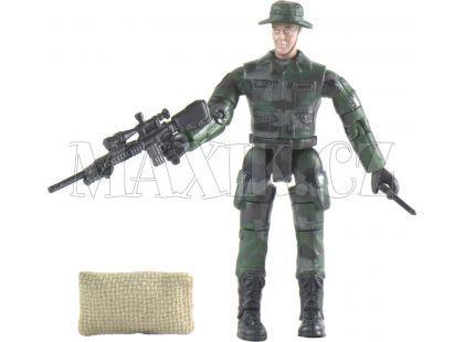 World Peacekeepers Voják figurka 9,5cm - Pytel