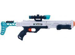 X-Shot Hawk Eye 5 plechovek a 12 nábojů