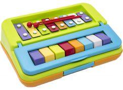 Xylofón a piánko 33cm