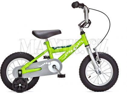 Yedoo Dětské kolo Pidapi 12 Steel Green