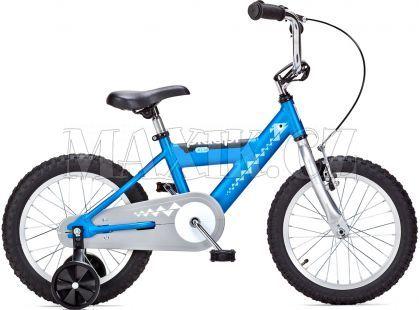 Yedoo Dětské kolo Pidapi 16 Alu světlé-modrá