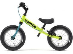 Yedoo Odrážedlo TooToo lime - II. jakost