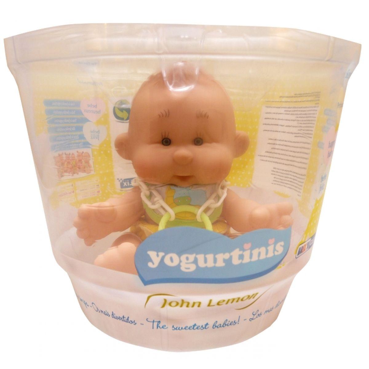 Yogurtinis miminko - John Lemon