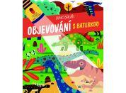 Yoyo Books Objevování s baterkou Dinosauři