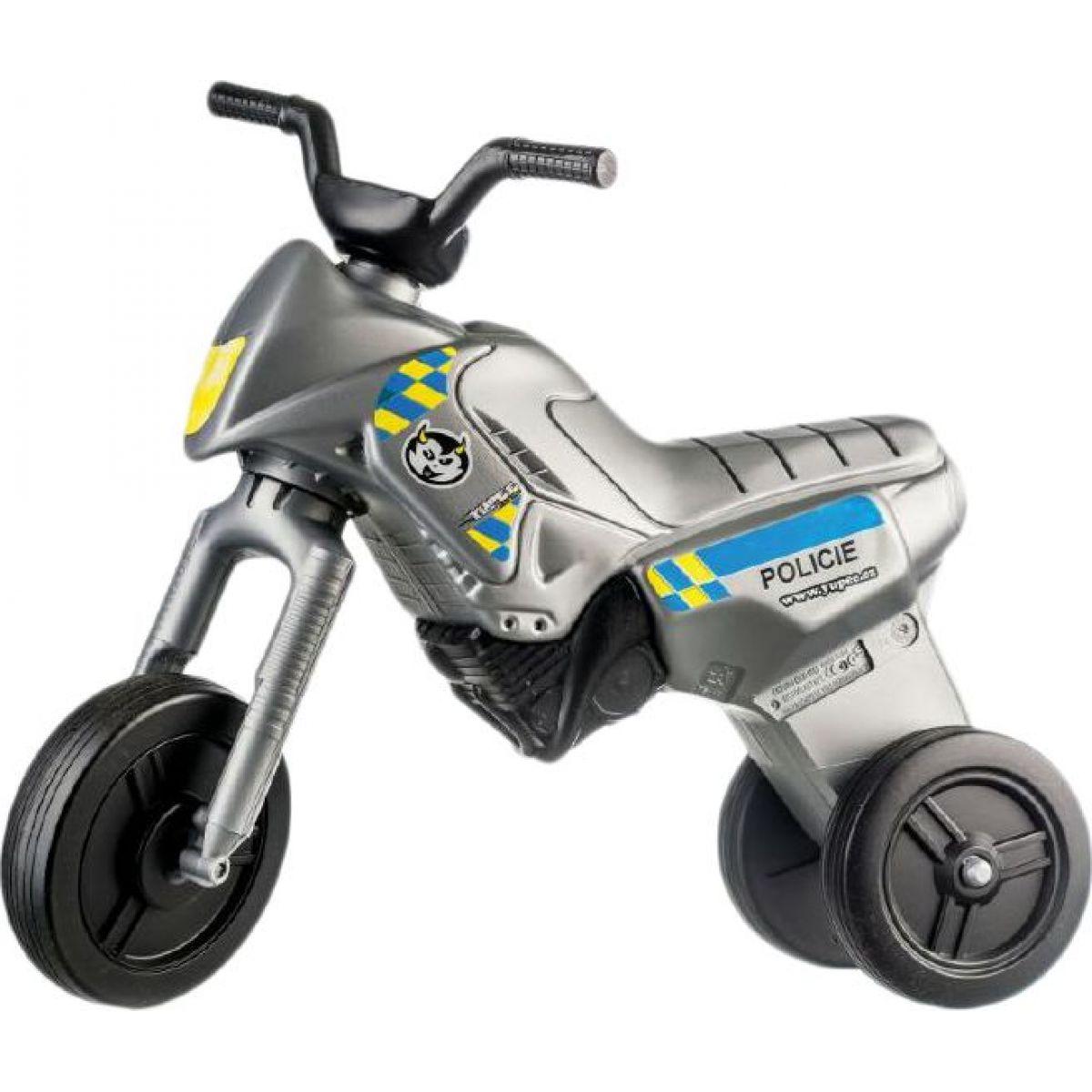 Yupee Odrážedlo Enduro Policie velké