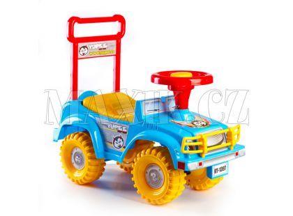 Yupee Odrážedlo Jeep modré