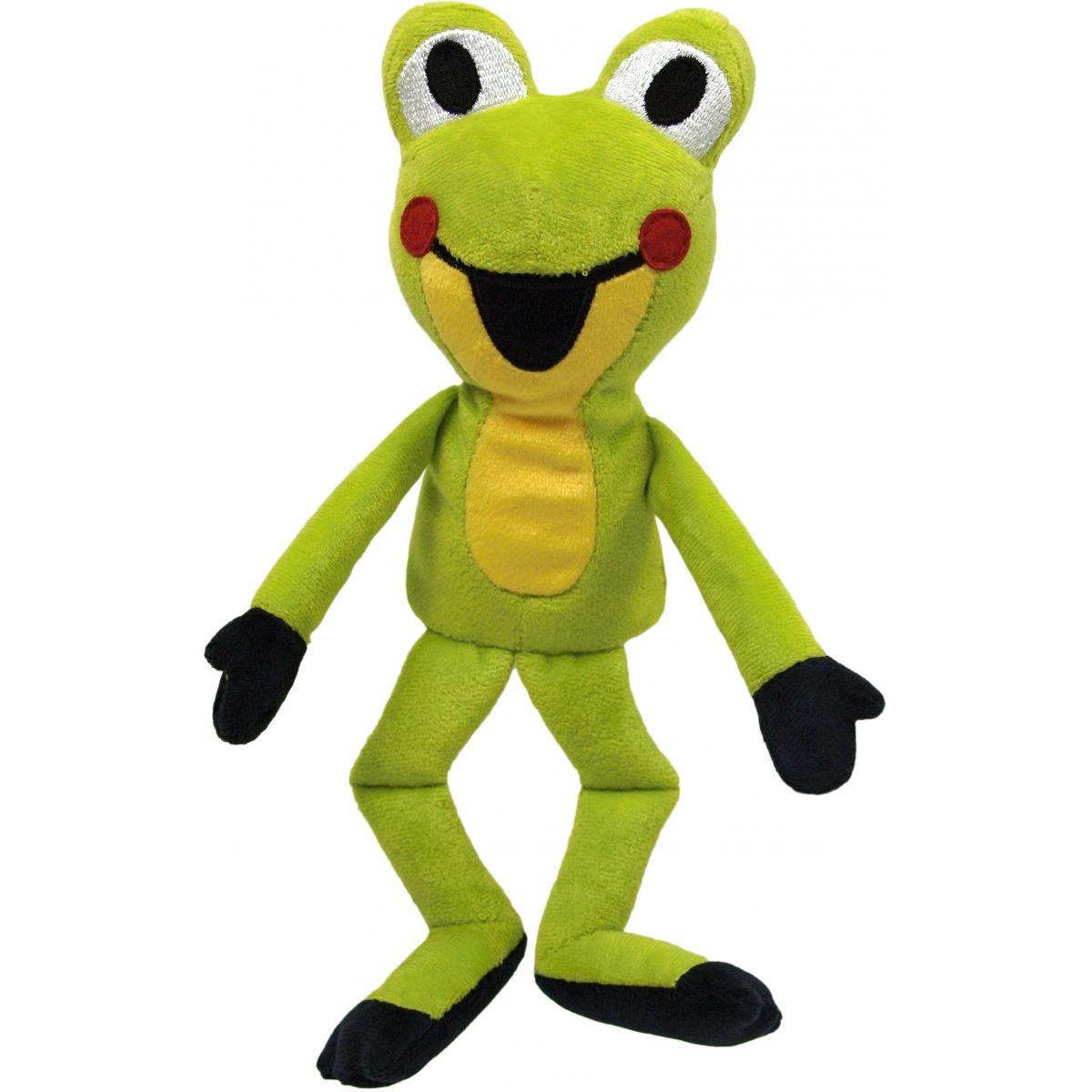 Žabka 21 cm, maňásek