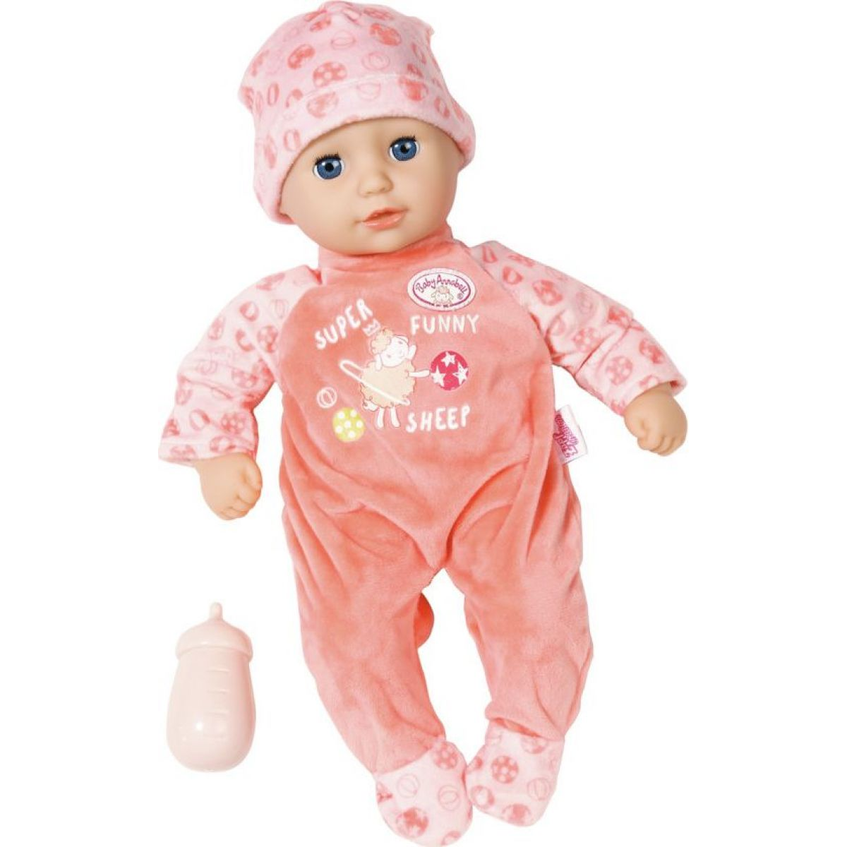 Zapf Creation Baby Annabell Little Soft Annabell 36 cm