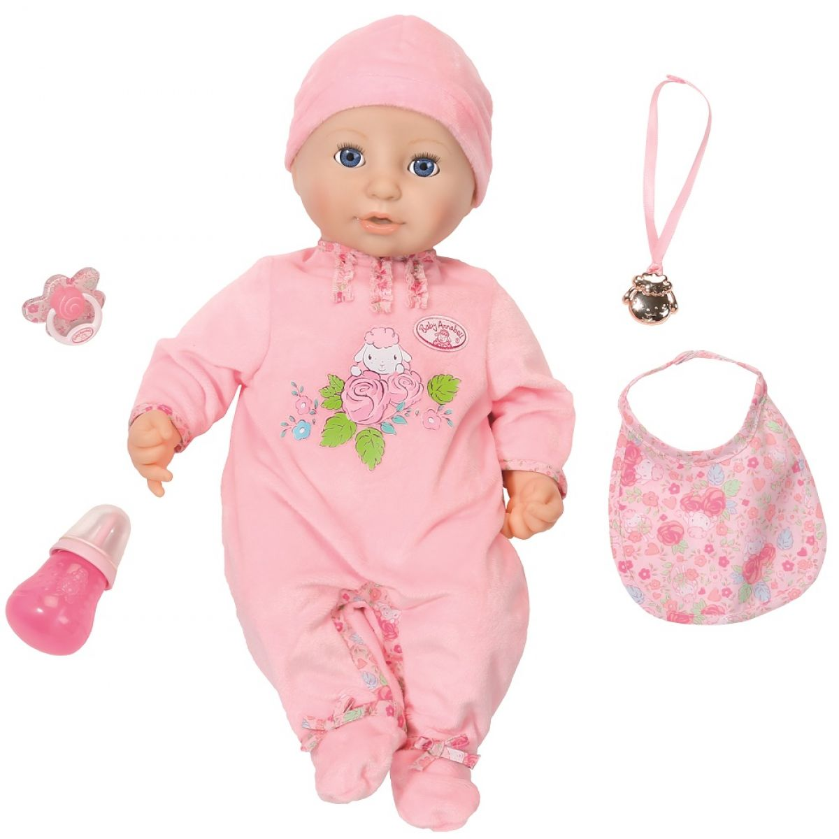 Zapf Creation Baby Annabell Panenka 43cm - Poškozený obal