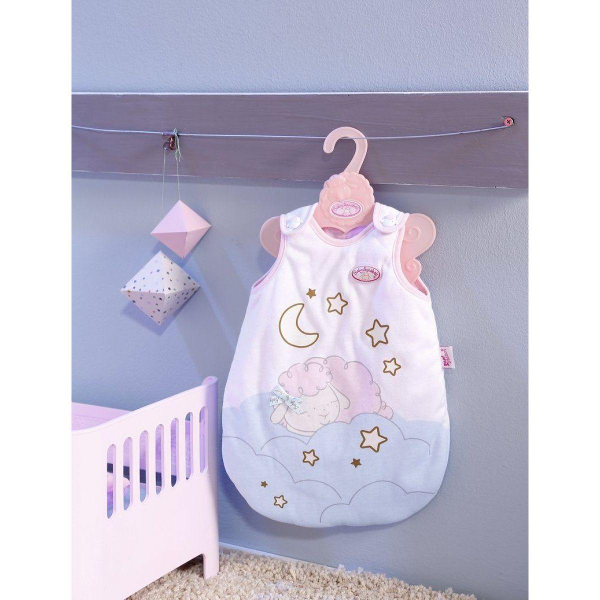 Zapf Creation Baby Annabell Spaci pytel Sladke sny #3