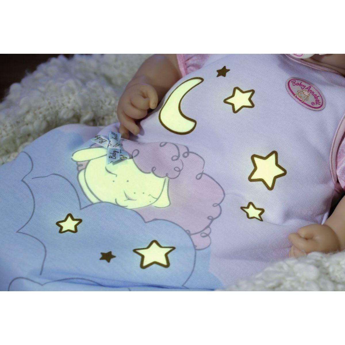 Zapf Creation Baby Annabell Spaci pytel Sladke sny #4