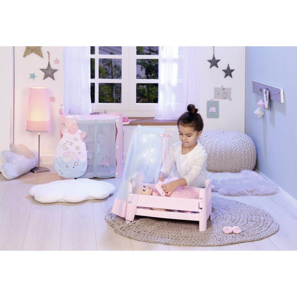 Zapf Creation Baby Annabell Spaci pytel Sladke sny #8