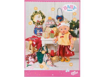 Zapf Creation BABY born Adventní kalendář